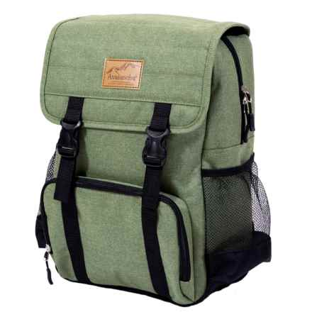 Avalanche Burtley Backpack in Olive - Closeouts