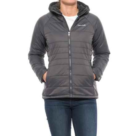 Avalanche Celsius Jacket - Insulated (For Women) in Asphalt - Closeouts