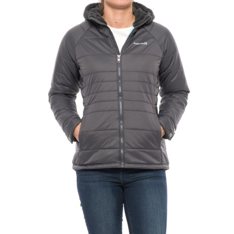 Avalanche Celsius Jacket - Insulated (For Women) in Asphalt
