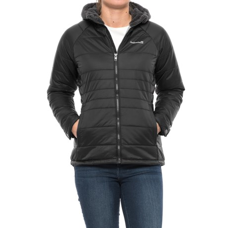 Avalanche Celsius Jacket - Insulated (For Women) in Black