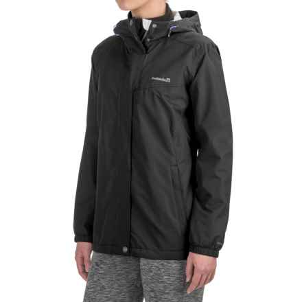 Avalanche Deluge Winsport Rain Jacket (For Women) in Black - Closeouts