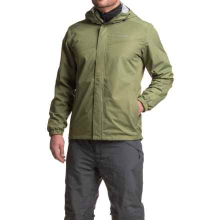 Avalanche Deluge Winsport Rain Shell (For Men) in Lichen - Closeouts