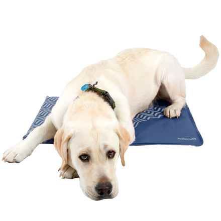"Avalanche Dog Cooling Gel Pad - 20x25"" in Navy/Blue - Closeouts"