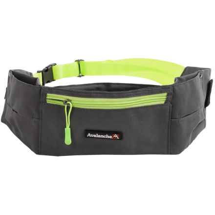 Avalanche Dog-Walking Belt in Grey/Green - Closeouts