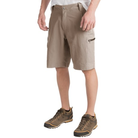 Avalanche Eagleton Shorts (For Men) in Taupe