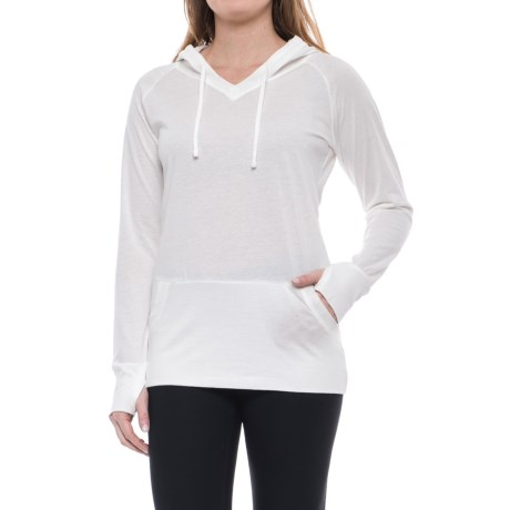 Avalanche Emory Hoodie (For Women) in White