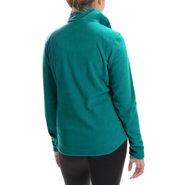 Avalanche Fairmont Fleece Shirt For Women
