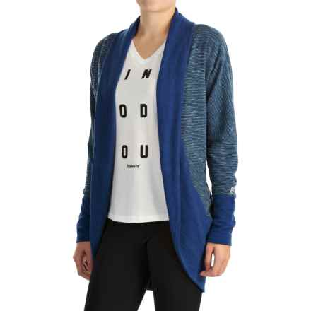 Avalanche Fionna Cardigan Sweater (For Women) in Mazanine Blue - Closeouts