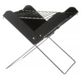Avalanche Foldable Compact Grill with Carrying Bag