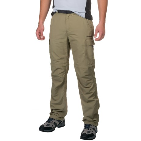 Avalanche Half Dome Convertible Pants (For Men) in Aloe