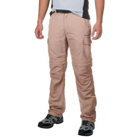 Avalanche Half Dome Convertible Pants (For Men) in Taupe - Closeouts