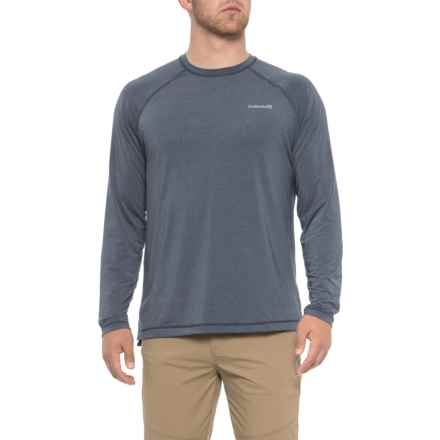 Avalanche Indigo Sun Protect T-Shirt - UPF 50+, Long Sleeve (For Men) in Indigo - Closeouts