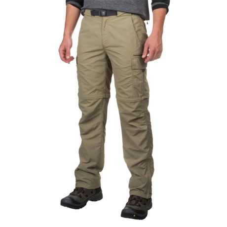 Avalanche Insect Shield® Half Dome Pants - Convertible (For Men) in Aloe