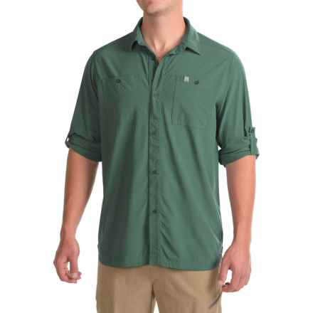 Avalanche Insect Shield® Timber Cove Shirt - Long Sleeve (For Men) in Silver Pine - Closeouts