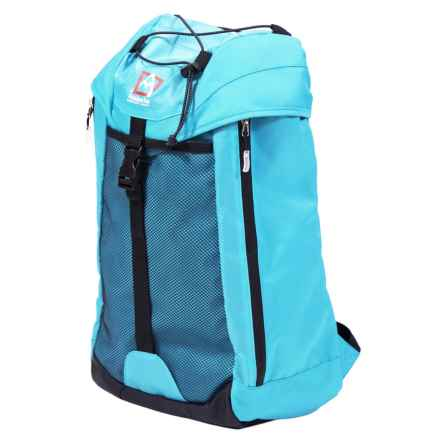 Avalanche Jenks Backpack in Cyan - Closeouts