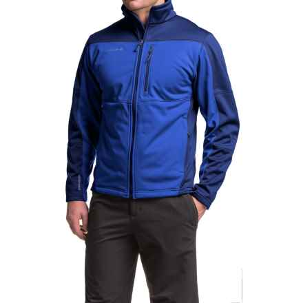 Avalanche Leon Soft Shell Jacket (For Men) in Undersea - Closeouts