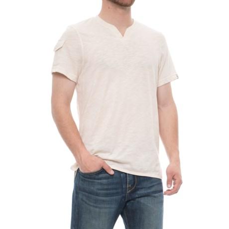 Avalanche Lumo Henley Shirt - Short Sleeve (For Men)