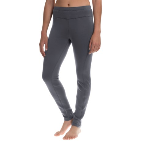 Avalanche Mogul Fleece Base Layer Leggings (For Women)
