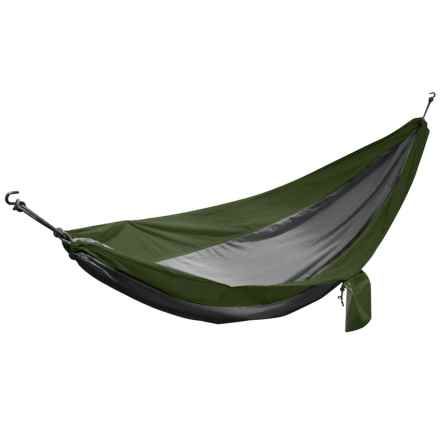 Avalanche Outdoor Camping Hammock - 1-Person in Green - Closeouts