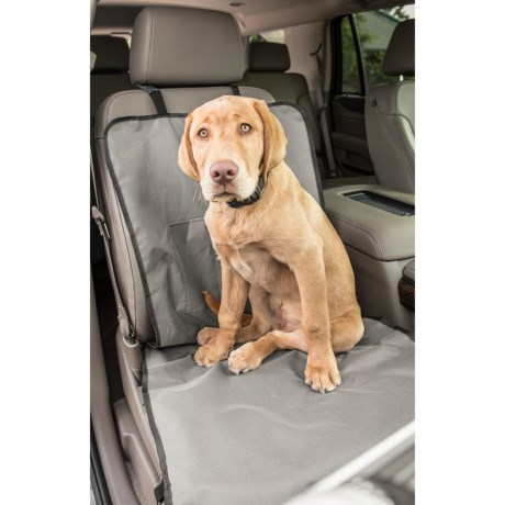 Avalanche Pet Bucket Seat Cover - Waterproof in Grey/Black