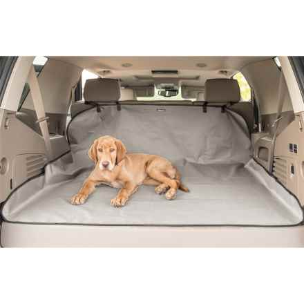 Avalanche Pet Cargo Cover - Waterproof in Grey/Black - Closeouts