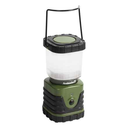 Avalanche Portable Outdoor Lantern - 300 Lumens in Green - Closeouts