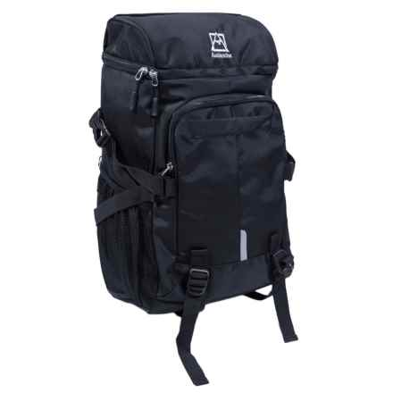 Avalanche Provo Backpack in Black - Closeouts