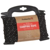 "Avalanche Reflective All-Purpose Camping Rope - 1/4""x50'"