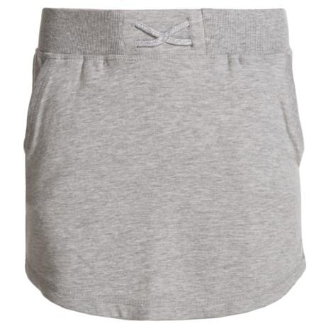 Avalanche Senna Skirt (For Girls) in Heather Grey