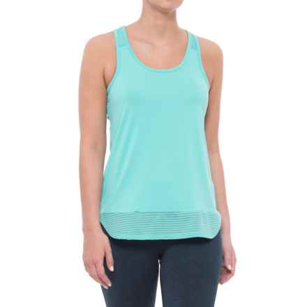Avalanche Solare Polygiene® Tank Top (For Women) in Sea Glass - Closeouts