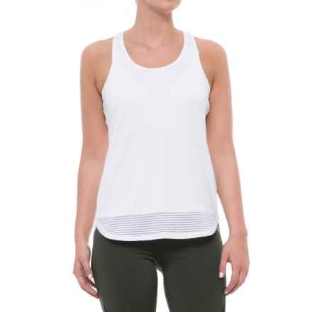 Avalanche Solare Polygiene® Tank Top (For Women) in White - Closeouts