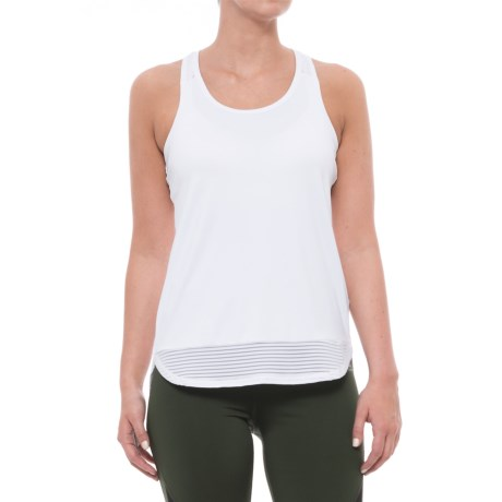 Avalanche Solare Polygiene® Tank Top (For Women) in White
