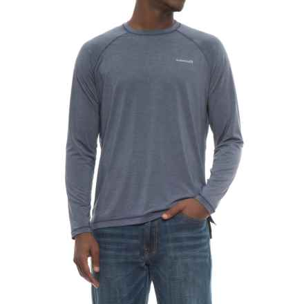 Avalanche Sun Protect Quick Dry T-Shirt - UPF 50+, Long Sleeve (For Men) in Indigo - Closeouts