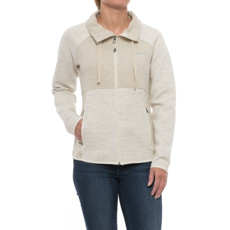Avalanche Talus Sweater - Full Zip (For Women)