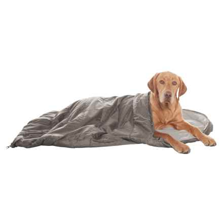 "Avalanche Travelite Dog Sleeping Bag - 25x42"" in Grey - Closeouts"