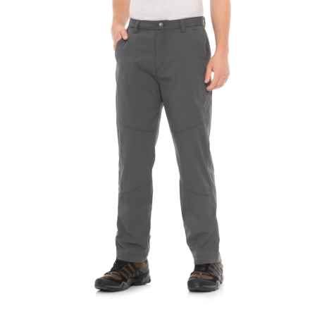 Avalanche Trektrail Pants 2.0 - UPF 50+ (For Men) in Asphalt - Closeouts