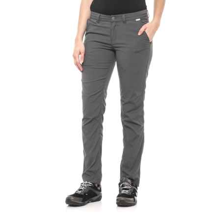 Avalanche Trektrail Pants 2.0 - UPF 50+ (For Women) in Asphalt - Closeouts