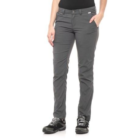 Avalanche Trektrail Pants 2.0 - UPF 50+ (For Women) in Asphalt