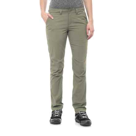 Avalanche Trektrail Pants 2.0 - UPF 50+ (For Women) in Dusty Olive - Closeouts
