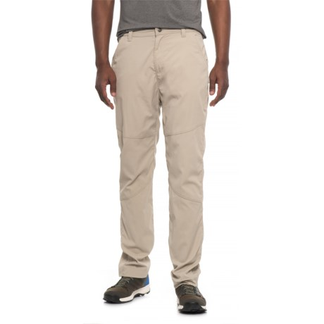 Avalanche Trektrail Pants 2.0 - UPF 50+, Stretch Nylon (For Men) in Taupe