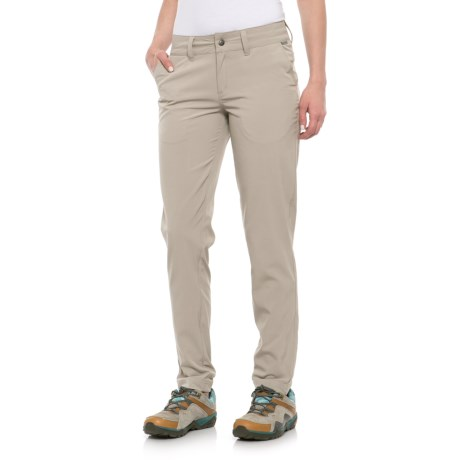 Avalanche Trektrail Pants - UPF 30+, Stretch (For Women) in Taupe