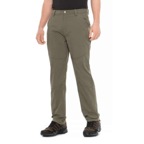 Avalanche Trektrail Stretch No Fly Zone Pants - UPF 50+ (For Men) in Dusty Olive