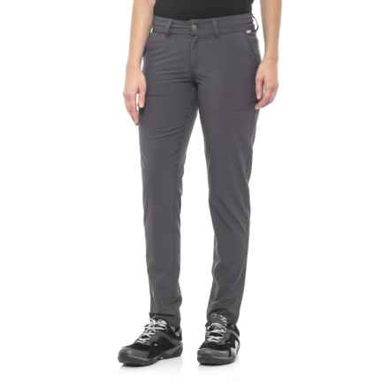 Avalanche Trektrail Stretch Pants - UPF 30+ (For Women) in Asphalt - Closeouts
