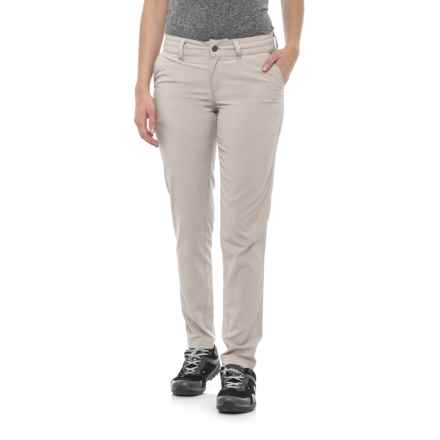 Avalanche Trektrail Stretch Pants - UPF 30+ (For Women) in Taupe - Closeouts