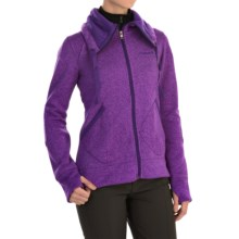 Avalanche Wear Acadia Sweater (For Women) in Deep Lavender - Closeouts