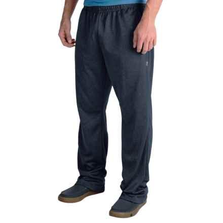 Avalanche Wear Alpine Joggers (For Men) in Indigo Heather - Closeouts