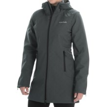 Avalanche Wear Aubrey Jacket (For Women) in Asphalt/Black - Closeouts