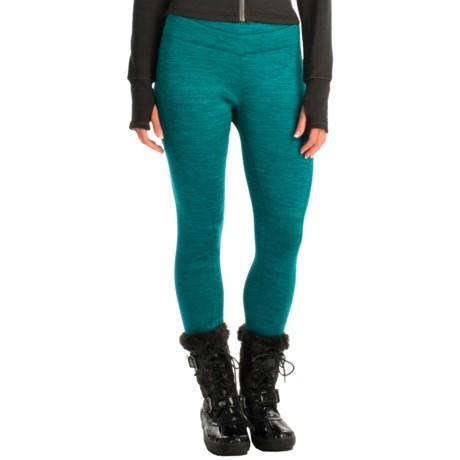 Avalanche Wear Aurora Fleece Leggings (For Women)
