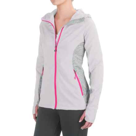 Avalanche Wear Brieza Wind Jacket (For Women) in Lunar Rock - Closeouts