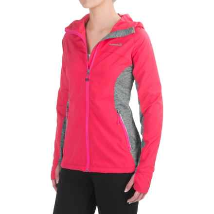 Avalanche Wear Brieza Wind Jacket (For Women) in Raspberry - Closeouts